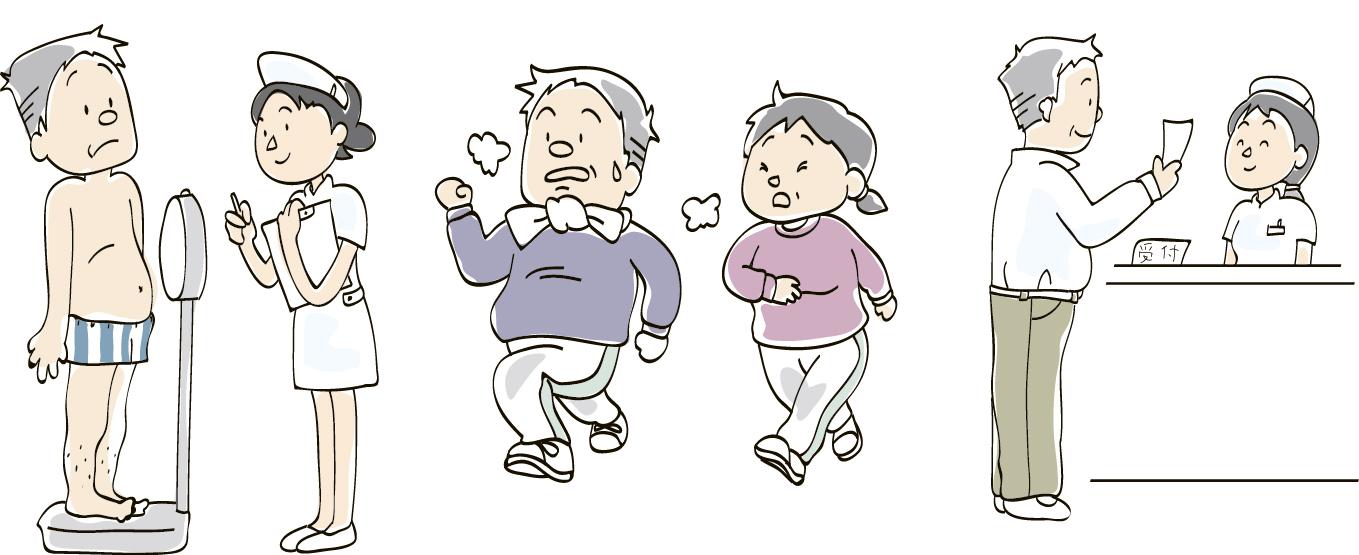 肥満より怖い!「サルコペニア肥満」にご用心