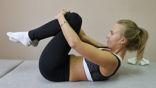 背骨の体操