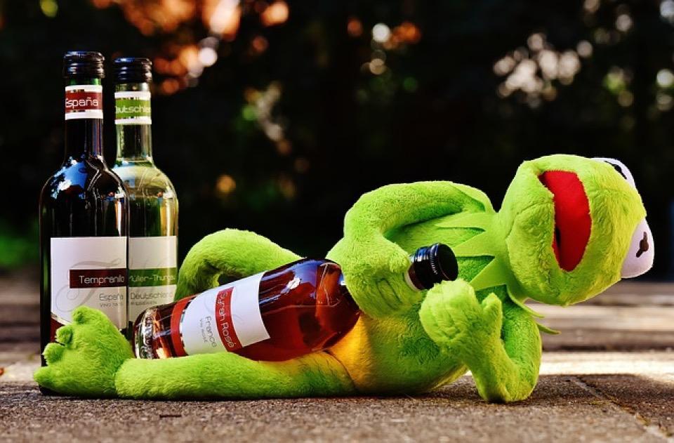 寝酒は逆効果!お酒を飲んでも熟睡できる方法